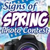 Signs of Spring photo contest