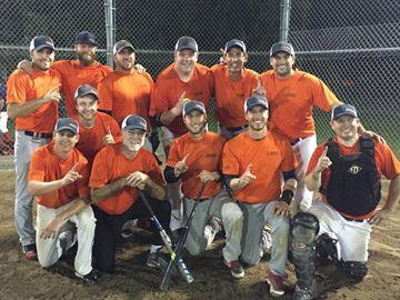 Laurysen Kitchens team wins Glen Cairn Men's Fastball League championship
