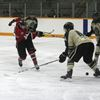 Home loss, road win for Knights of Meaford