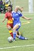 Burlington Bayhawks played host to Ghana U20 women's soccer team