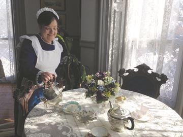 Victorian Tea April 2