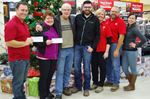 Alliston event raises $2,400 for food bank