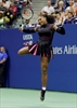 Sore shoulder? Serena Williams opens US Open with easy win-Image1