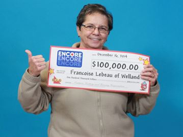 Niagara lotto win machine keeps on rolling