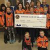 Meaford Kiwanis support Coyote runners