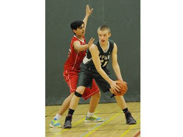 Halton Tier 1 boys basketball final