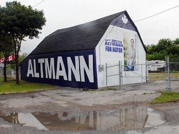 Election building