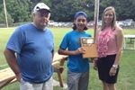 Hot day for Meaford lawn bowlers