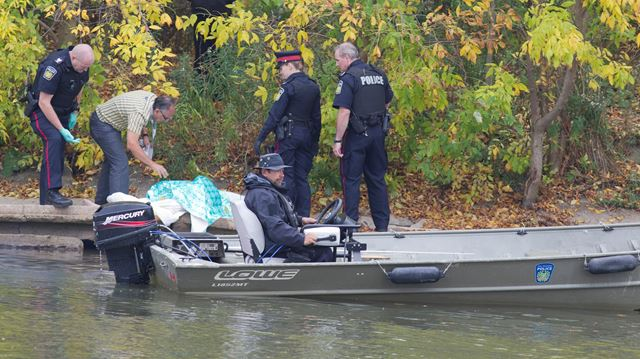 Body recovered in Port Credit