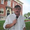 Port Hope mayoral candidate John Floyd discusses platform on video
