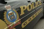 Cobourg Police car