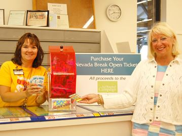 Nevada tickets help raise funds for Meaford Hospital