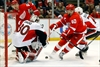 Stone's shootout goal lifts Senators over Red Wings 2-1-Image1