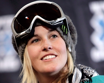 Sarah Burke into Canadian sports hall-Image1