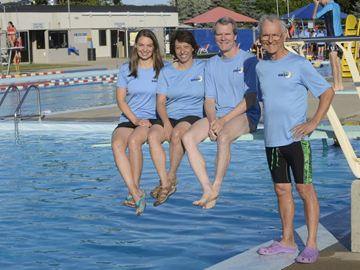 Burlington Masters Swim Club