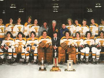 Hall of Fame - hockey inductees (1)