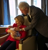 New mom Chelsea Clinton celebrates baby daughter-Image1