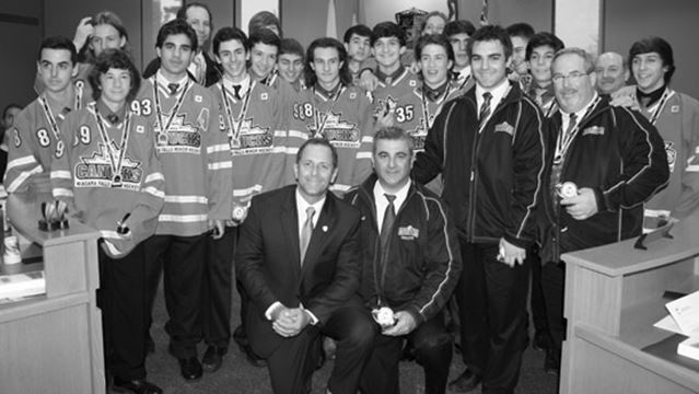 Team 2013 14 Niagara Falls Minor Midget A Canucks