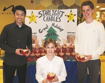 Students create, sell 'Starlight'