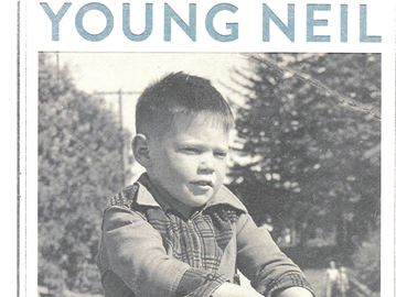New book on Neil Young's early years