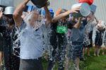 Siemens takes on Ice Bucket Challenge