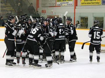 Fleming's hat trick leads Knights of Meaford to win