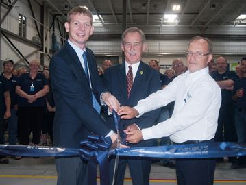 Airbus Helicopter Canada expands copter shop