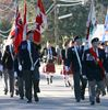 BAYSVILLE REMEMBRANCE 2016