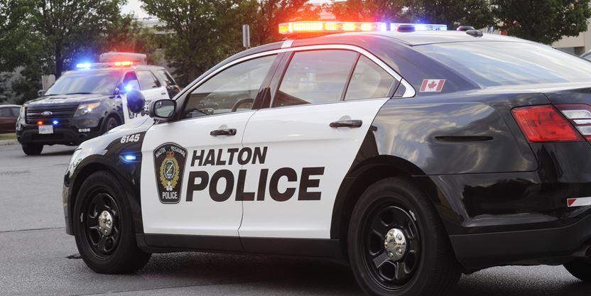 Oakville man, 33, accused of shooting neighbour's car with pellet