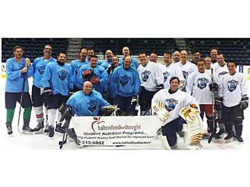 Winter Classic hockey fundraiser