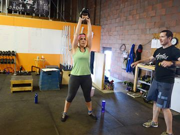 Crossfit Pickering