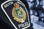 Halton police badge