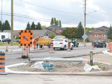 Infrastructure part of every party's plan for Barrie area