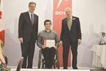 Three Sittsville residents received Ottawa Sports Award