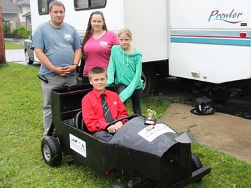 Meaford Soap Box Derby features fast and furious racing