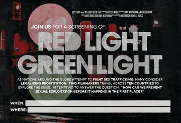 "Human Trafficking Documentary ""Red Light Green Light"""