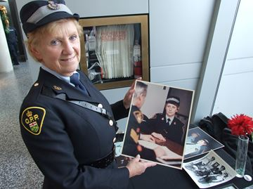 OPP celebrates role of women in policing at Orillia event