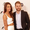 Brian McFadden and Vogue Williams split-Image1