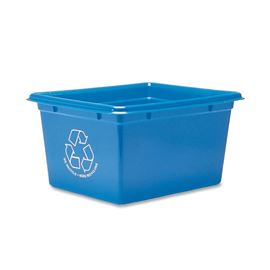 Recycling Blue Box