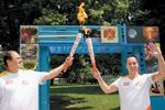 Pan Am Games Torch Relay