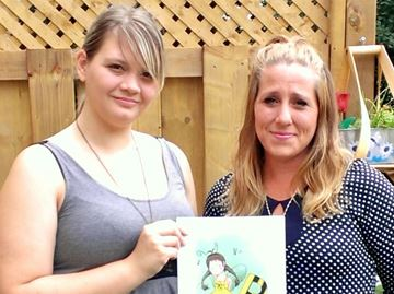 Stayner children's author tackles ADD/ADHD in latest book