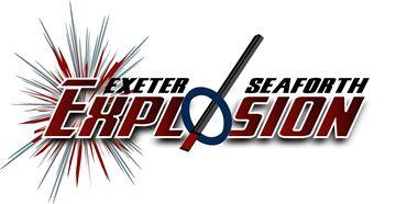 Exeter-Seaforth Explosion logo
