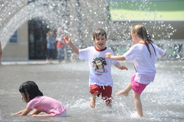 The Weather Network says it appears it's going to be a typical Canadian summer in Mississauga and Brampton this year.