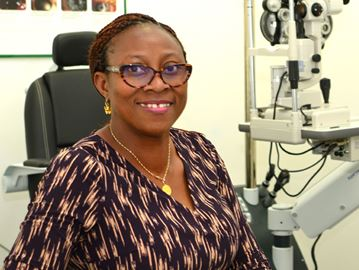 New optometrist loves being in Meaford
