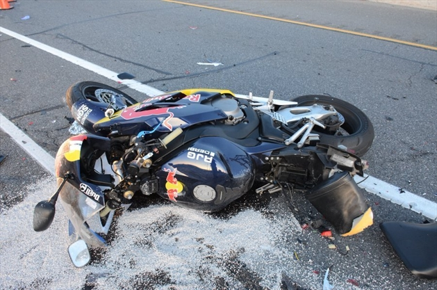 Motorcyclist killed in QEW crash identified as Mississauga man