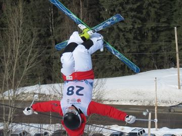 Oakville's Andison hopes Canada Games gold is step toward national team