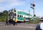 One dead after struck by train west of Oakville GO station