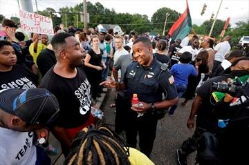 Graceland Black Lives Matter protest leads to lawsuit-Image1