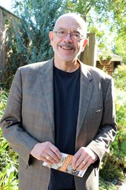 Author Wally Lamb