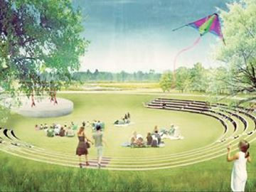 August opening planned for amphitheatre in Penetanguishene